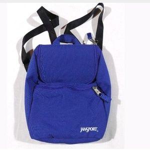 Mini EUC Streetwear Skater Jansport Zip Backpack
